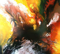 In the Heat of the Night by Darlene Garr