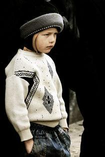 sullen boy... von Diana Kartasheva