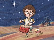 Little drummer boy von Daniel Fernández