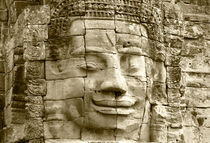 Face of Lokeshvara von Mark Lucock
