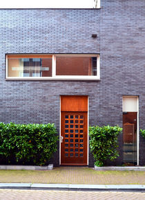 Contrast Architecture- Door and Window by Gautam Tingre