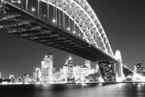 Sydney Harbour Bridge by Mark Lucock