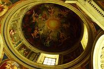 Rome- St.Peter's Basilica interior by Gautam Tingre