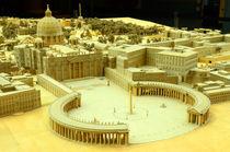 Rome-st-peters-basilica-model