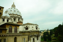 Rome- St.Peter's Basilica by Gautam Tingre