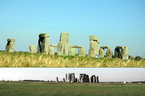 Stonehenge- Up close  by Gautam Tingre