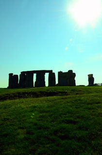 Stonehenge- steady and ROCK solid by Gautam Tingre