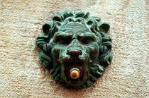 Antique Lion Door Bell by Gautam Tingre