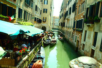 Venice- Canals & Gondola Day view by Gautam Tingre