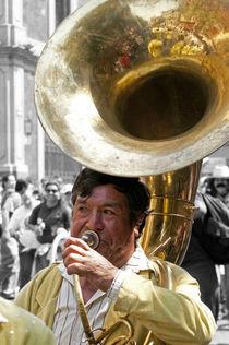 Tocando el trombon von Ricardo Anderson