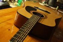 Guitar by Danielle Ebron