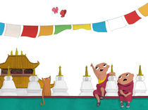 Artflakes-tibet