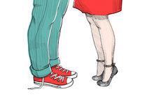 'Kiss' von Irene Esteve