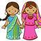 Little-indian-girls