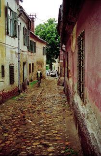 Bicycle street von Razvan Anghelescu