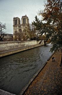 Notre Dame bizou von Razvan Anghelescu