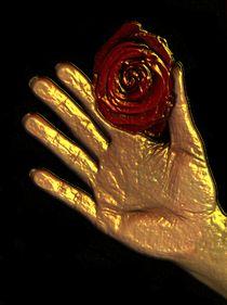 Goldhändchen von Sandra Kramer