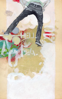 Proyeccion vertical 3 von Carlos Del Rio
