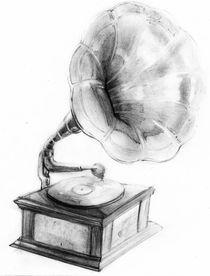 gramophone by Paulo  Teixeira