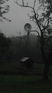 Windmill in the Mists von Joel Furches