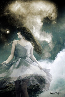 Sea's Ghost by Ruth Ortiz Salazar