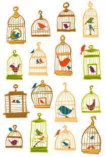 Bird Cages by sheena hisiro