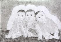 3 Little Angels von azipop