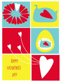 happy valentine's day von thomasdesign
