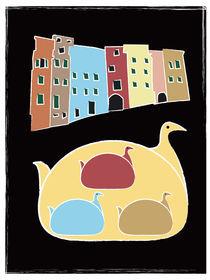 birds of liguria by thomasdesign