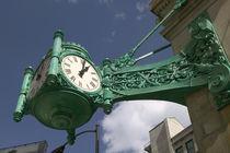 Store: Street Clock von Danita Delimont