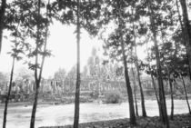 View of the Bayon von Danita Delimont