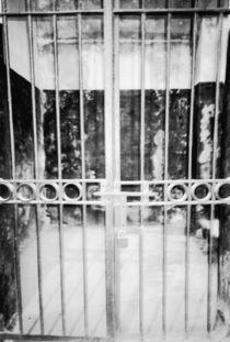 Hanoi Hilton Prison Cell Detail by Danita Delimont