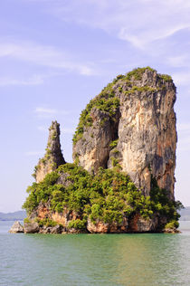 Ao Phang Nga Islands in the Andaman Sea Thailand von Danita Delimont