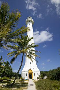 Amedee Islet Lighthouse built in France and assembled here in 1865 by Danita Delimont