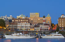 The inner harbour at Victoria British Columbia von Danita Delimont