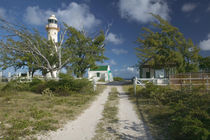 Northeast Point: Grand Turk Lighthouse von Danita Delimont