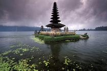 Ulun Danu Temple by Danita Delimont
