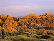 Badlands National Park in South Dakota by Danita Delimont