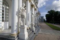 Catherine's Palace (aka Bolshoi Yekaterinsky Dvorets) by Danita Delimont