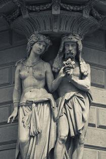Piazza Cavour by Danita Delimont