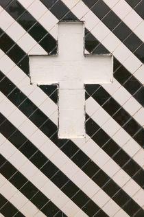 MORNE A L'EAU: Elaborate Cemetery von Danita Delimont