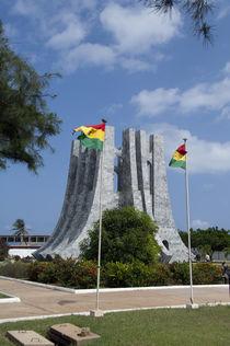 Ghana's first president by Danita Delimont
