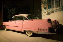 Elvis' Pink Cadillac von Danita Delimont