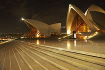 Sydney Opera House at Night von Danita Delimont