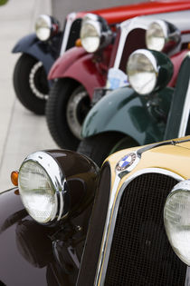 BMW-Fraser-Nash Cars from the 1930s von Danita Delimont
