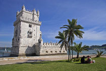 A UNESCO World Heritage Site in the Belem district of Lisbon von Danita Delimont