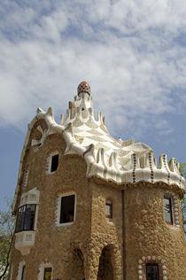 Architecture by Antoni Gaudi (1852-1926) von Danita Delimont