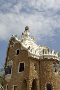 Architecture by Antoni Gaudi (1852-1926) by Danita Delimont