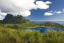 Otemanu in Bora Bora von Danita Delimont