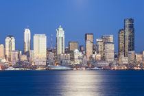 View from Alki by Danita Delimont